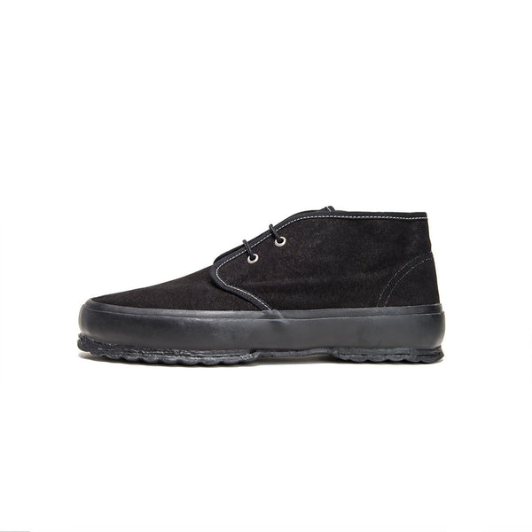 Vulcanizer black shoes