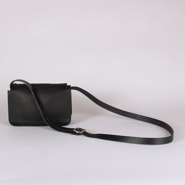 Black Small Alpha Bag