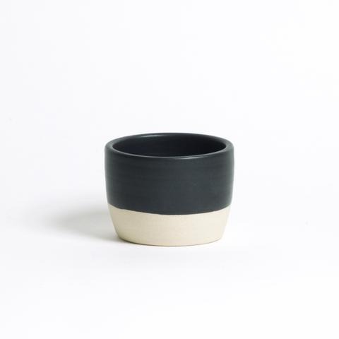DOR & TAN Matt Black Tea Bowl