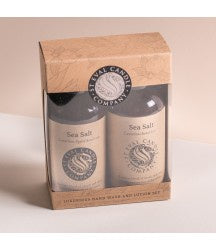 Seasalt Hand Wash and Lotion Set