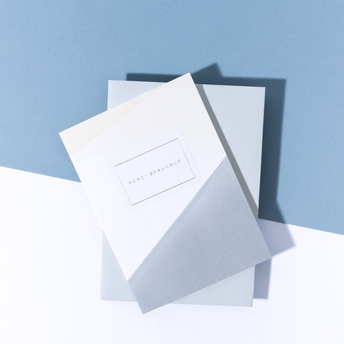 A'Laise Merci Beaucoup Grey Card