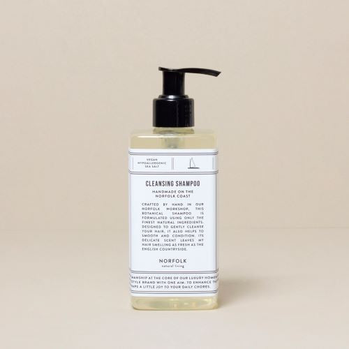Norfolk Sea Salt Cleansing Shampoo