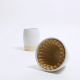 DOR & TAN White Coffee Dripper Giftset