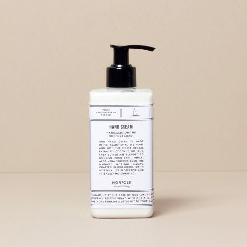Norfolk Hand Cream Sea Salt