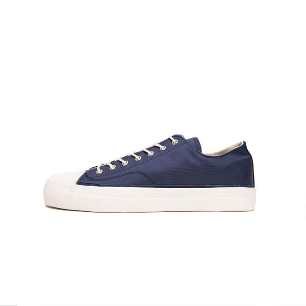 Reproduction of Found Navy sneakers
