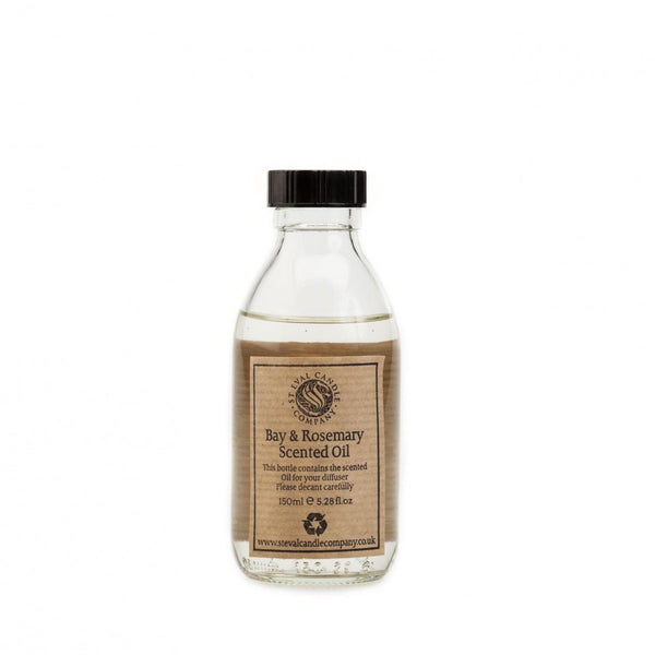 St. Eval Bay and Rosemary Diffuser Refill