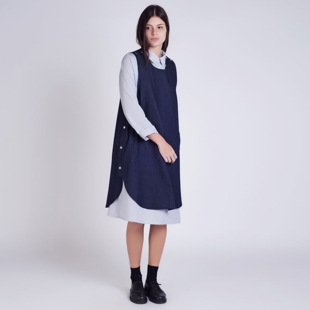 Denim Pop Tabard
