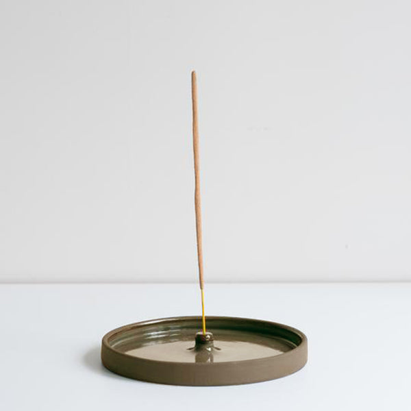 Dor & Tan Incense Holder Grey
