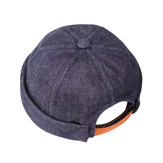 Beton Cire Dark Denim 'Miki' Hat