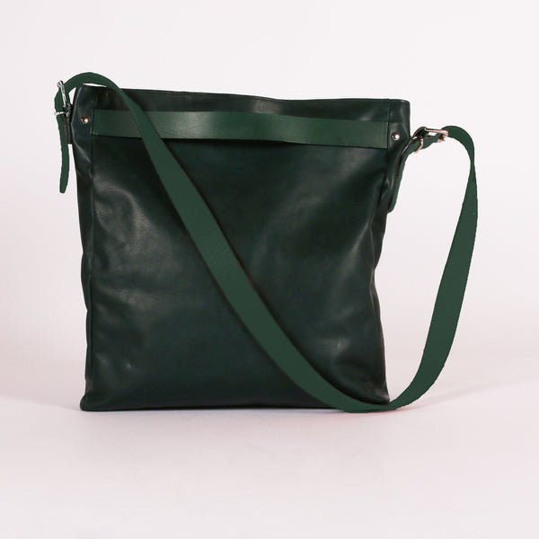 Petrol Slouch Tote