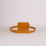 Saffron Mini Tab Belt Bag
