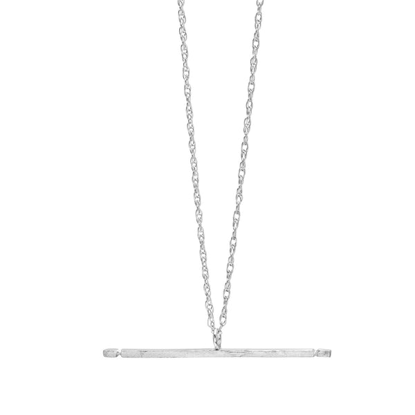 Nagle and Sisters Allumette Necklace silver
