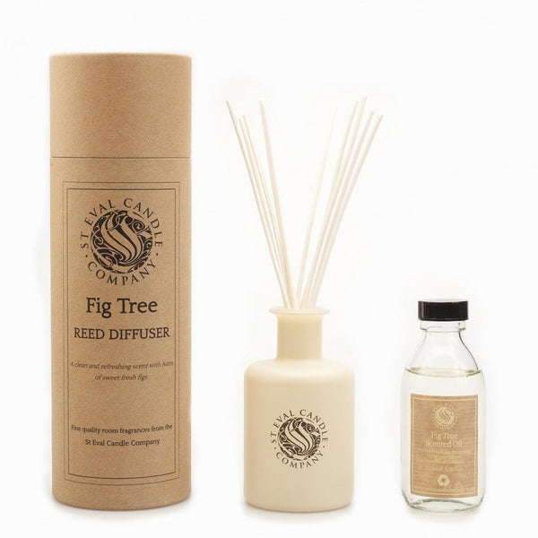 St. Eval Fig Tree Diffuser Set