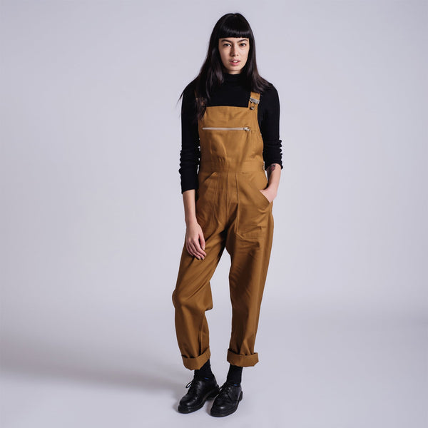 Toffee Dungarees