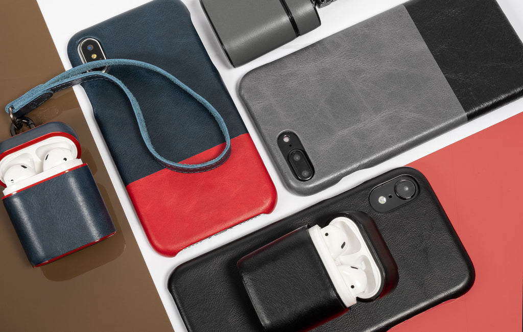 leather case for Apple AirPods