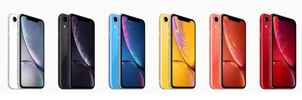 iphone xr kulor cases