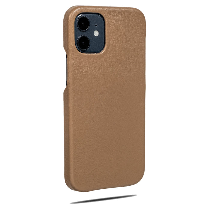 Sage Green iPhone 12 Max Lærveske-Kulör Cases- Tilpasset Apple telefon Veske
