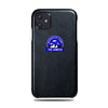 Custom Logo Graphics iPhone 11 Leather Case - Corporate Gift