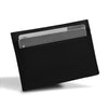 Black Leather Slim Cardholder