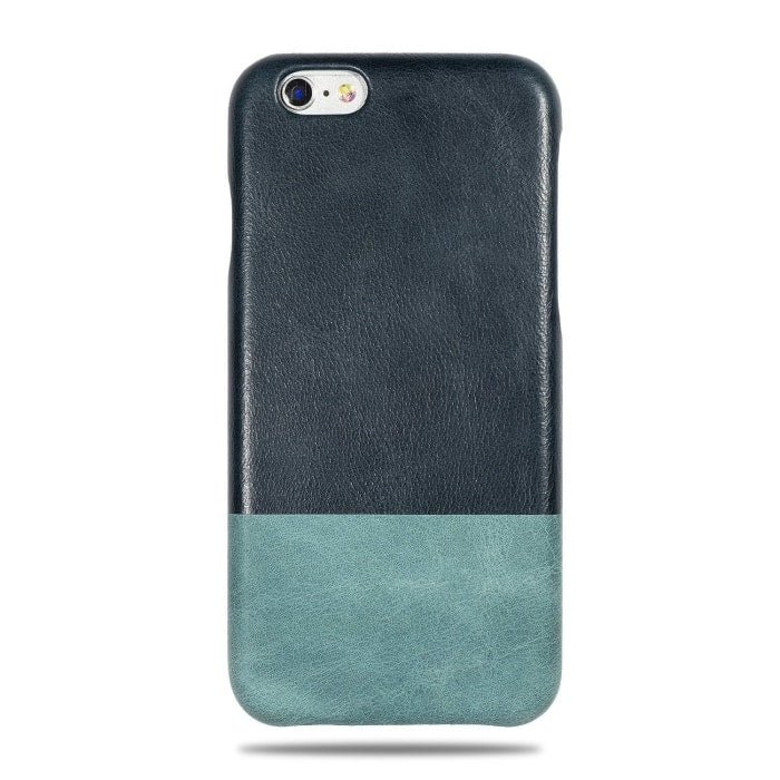 super popular 462c2 34876 Peacock Blue & Ocean Blue iPhone 6 / iPhone 6s Leather Case (DISCONTINUED)