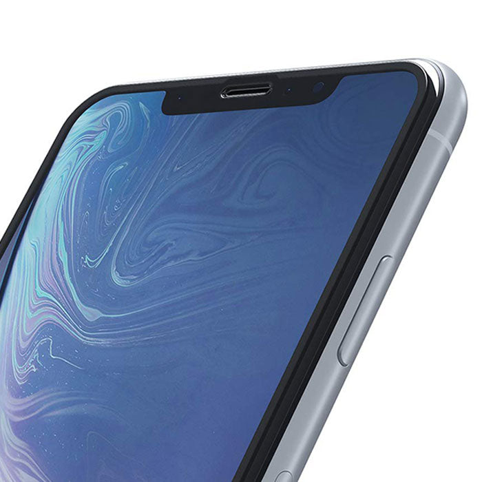 iPhone XR Tempered Glass Full Screen Protector-Screen Protector-Kulör Cases