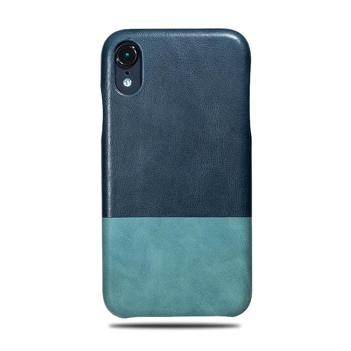 case for iphone xr leather