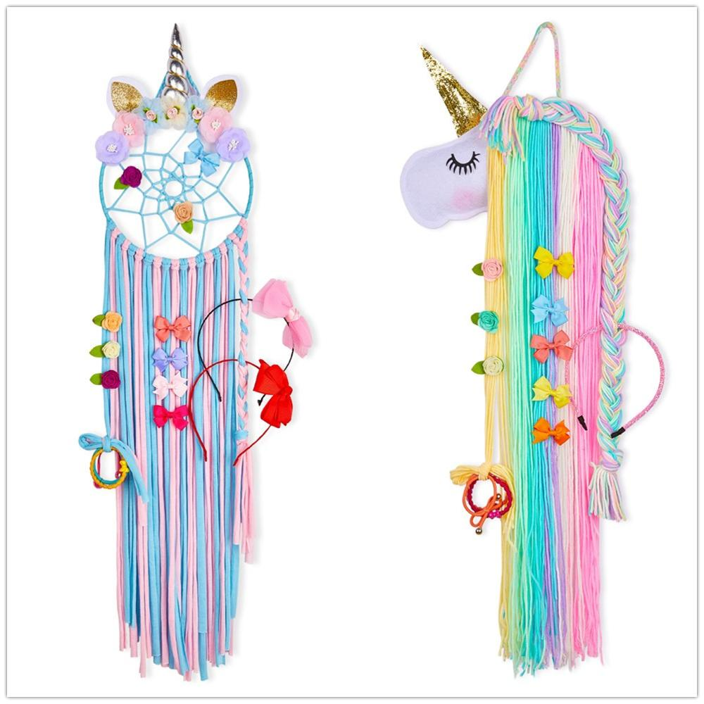 Unicorn Hair Bow Holders
