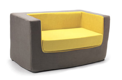 Cubino Foam Toddler Couch
