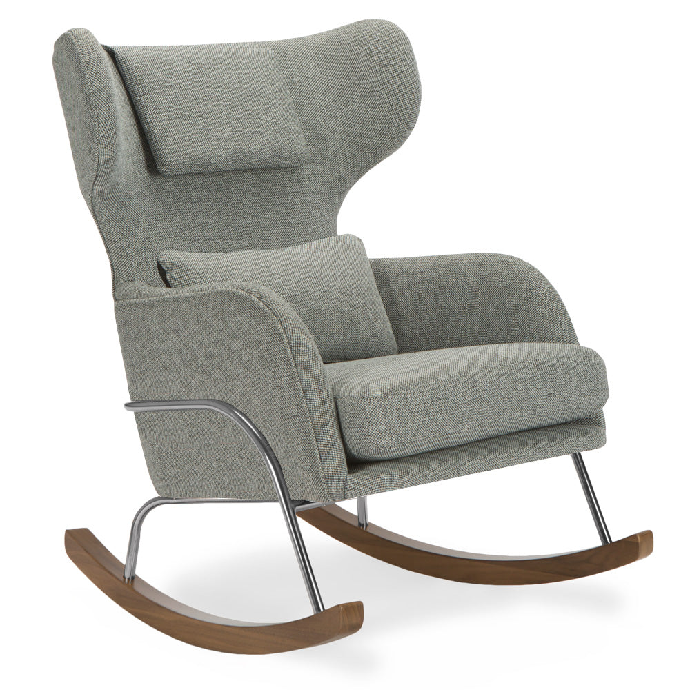 Modern Nursery Rocker - Grand Jackson Nursery Rocker Chair