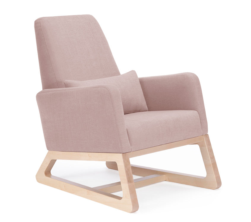 Modern Nursery Lounge Chair - Joya Nursery Lounge Chair