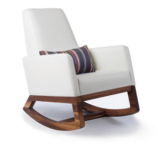 Joya Rocker - modern rocking chair