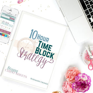 The 10 Hour Time Block Strategy Guide