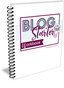 Blog Starter Workbook