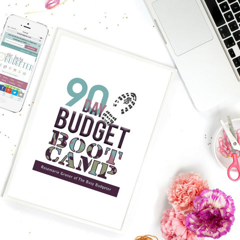 90 Day Budget Boot Camp