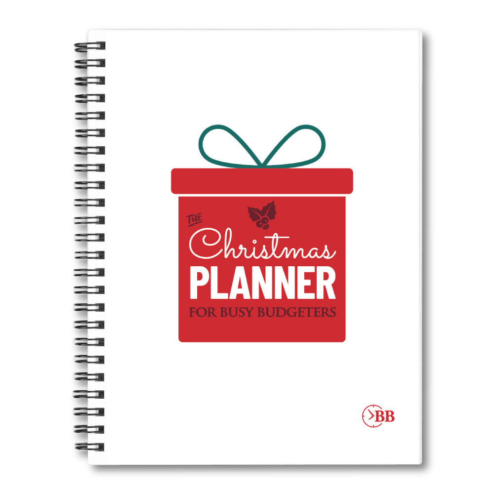 Busy Budgeters Christmas Planner