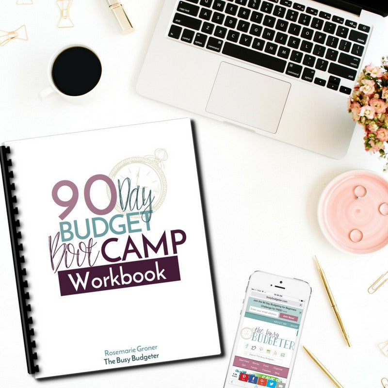 Budget Boot Camp Workbook
