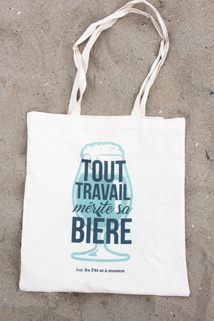 TOTE BAG - SAC DE SHOPPING