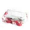 Kay Kay Clear Round Duffel Purse
