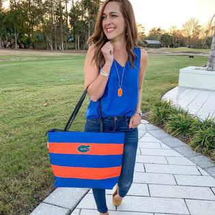 Game Day Shopper Tote