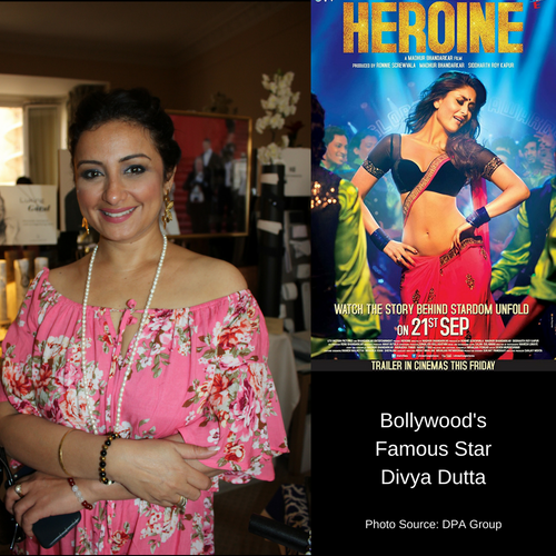 Bollywood actress Divya Dutta