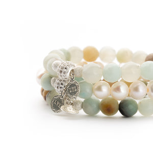 New beginnings, Nurturing Love and Luck Triple Stack™