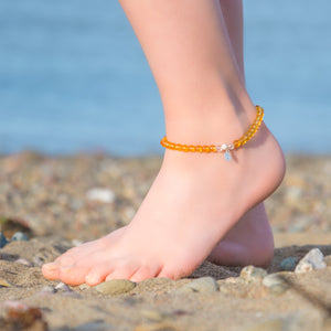 Ladies Anklet: Awakening, Success and Positive Vibes™