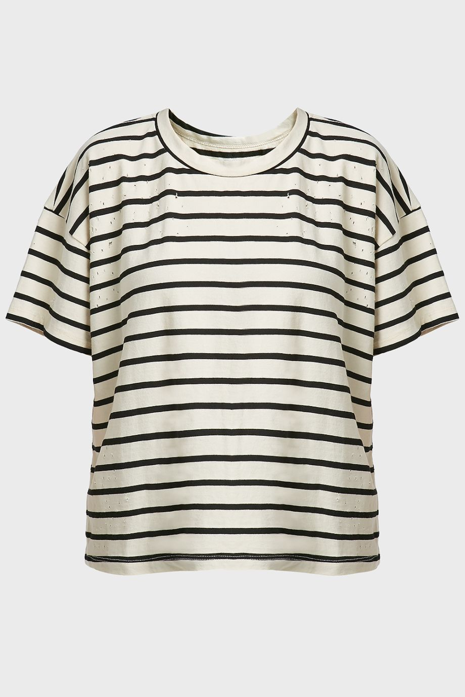 The Roadie Striped Tee-Shirt