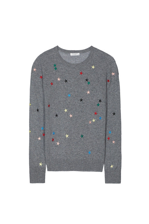 Shane Star Print Sweater