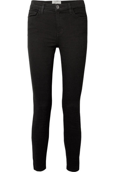 High Waist Stiletto Jeans