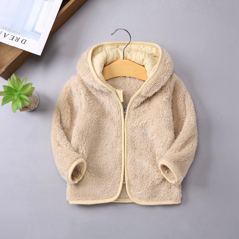 Keep It Cozy Hoodie Jacket