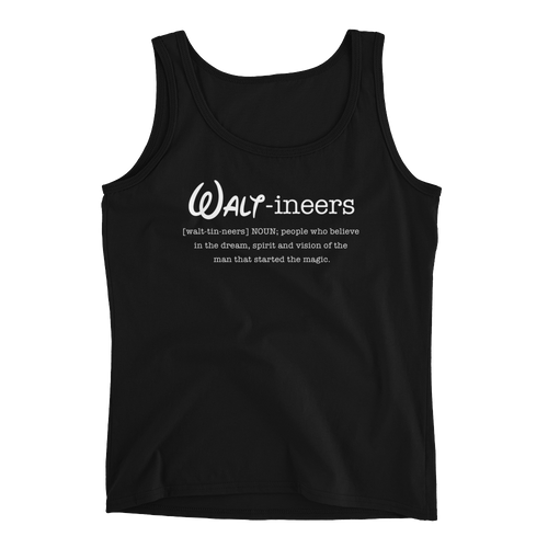 Waltineers - Womens Tank Top [Defintion Logo]
