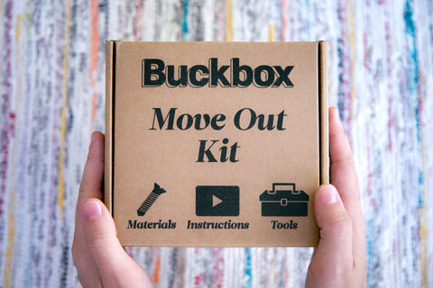 Buckbox Move Out Guide