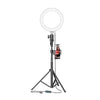 "8"" Ring Light Studio w/ 51'' Tripod"