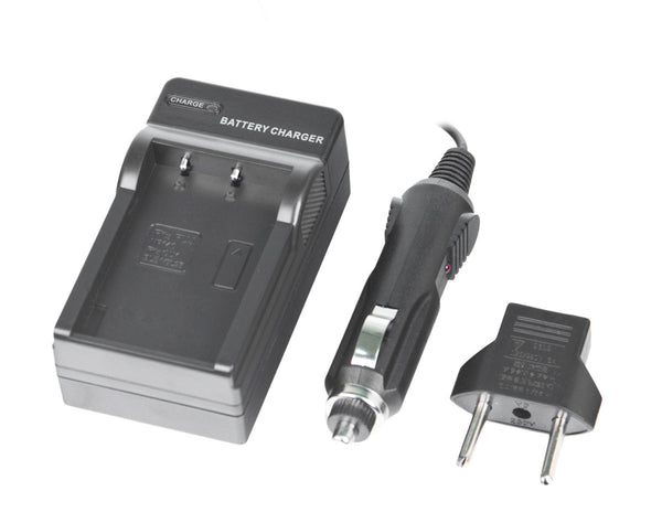 Individual Battery Chargers for Nikon, Canon, Sony, Fuji and GoPro Camera Batteries